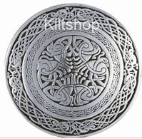 Celtic Bird, Buckle