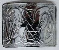 Buckle,  Celtic Animals