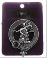 Clan Badge Piper