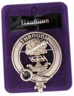 Clan Badge Hamilton