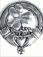 Shamrock, Cap Badge