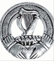 Harp, Cap Badge