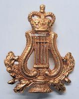 Harp, Cap Badge