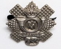 Assaye Cap Badge, small