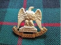 Badge, Waterloo Royal Scots Greys