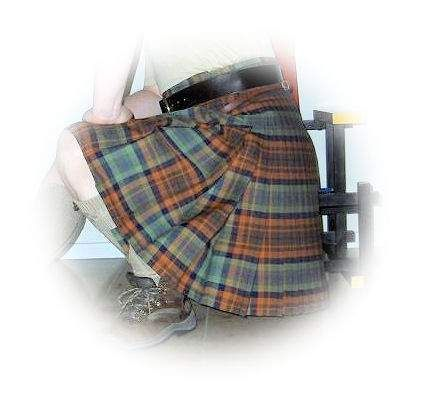 Dutch Friendship Tartan
