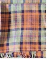 Shawl, zeer fijn geweven door Loch Carron 100% nieuwe wol