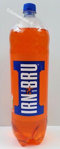 IRN BRU - 2 liter fles