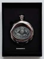 Thistle Hip Flask Box Set