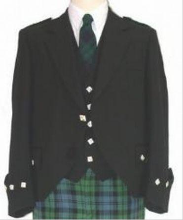 Argyll Jacket, ZONDER binnenvest