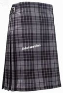 Party kilt - Granite Grey