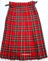 Dames Kilt, Stuart Royal 64-76-68