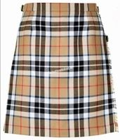 Ladies Tartan Billie Kilt