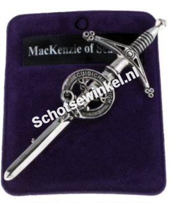 MacKenzie of Seaforth, Kiltpin