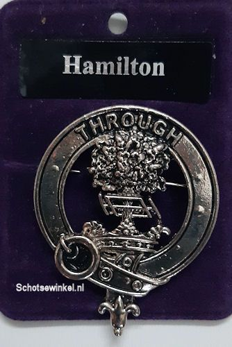Kiltpin, Hamilton Through