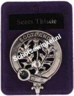 Scots Thistle, manchetknopen