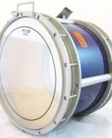 Andante Tenor drum  16 x 14 inch met sticks