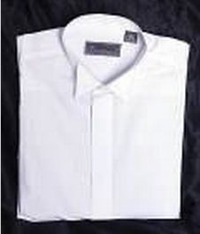 Men's Shirt Wing Collar