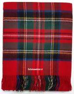 Blanket,  100% lamswol, Steward Royal Tartan, 170 x 140