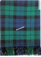 Plaid, Black Watch Modern Tartan Lambswool