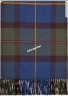 Plaid, MacLeod of Harris Antique Tartan Lambswool