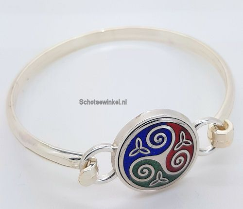 Sierraden, Bracelet Celtic, Silver
