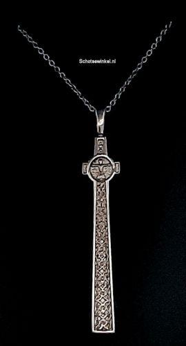 Hanging, Ortak Silver, Orkney, Cross, 4,5 cm P1153