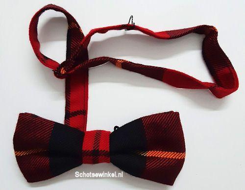 Bow tie, Wallace Tartan