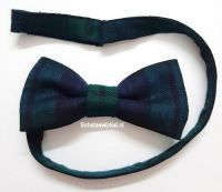 Bow tie, Black Watch Tartan