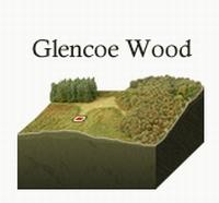 Stukje land in Schotland, 1 vierkante voet, type Single