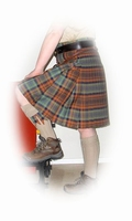 Dutch Friendship Tartan, Dames Kilt