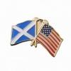 Schotland - USA Reversspeld.