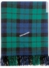 Black Watch Modern Tartan Lambswool